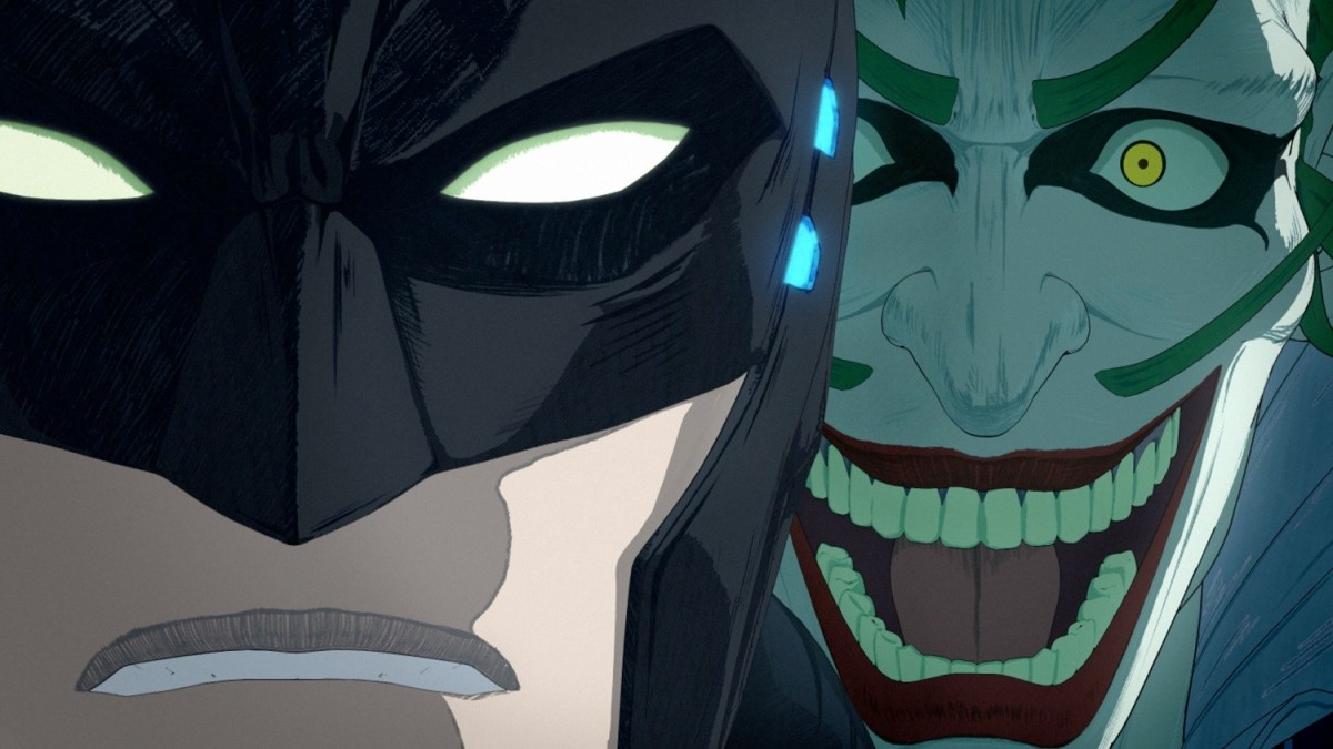 Episode #116 - BATMAN NINJA Review & Discussion